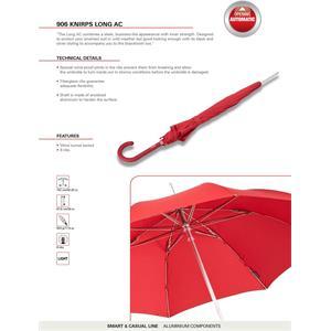 Knirps Long AC Light Regenschirm Stockschirm