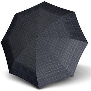 Knirps Topmatic SL 1 Regenschirm Holzgriff Rundhakengriff