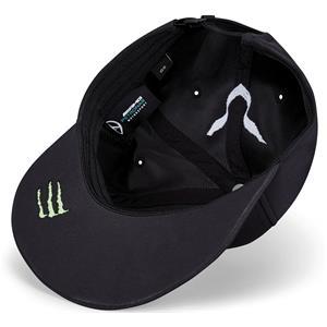 Mercedes AMG Petronas Lewis Hamilton Driver Flat Flatbrim Cap