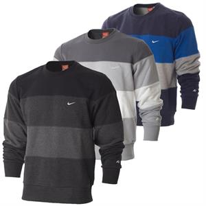 Nike Athletic Dept Triband Crewneck Sweatshirt