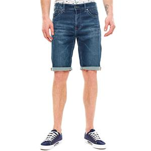 Pepe Jeans Cage Cut Short Herren Regular-Fit Jeans Shorts