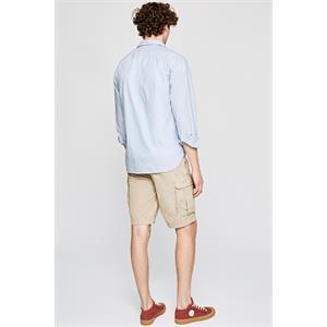 Pepe Jeans Journey Ribstop Herren Cargo Shorts