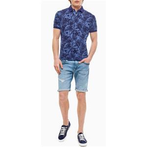Pepe Jeans Stanley Short Herren Regular-Fit Jeans Shorts