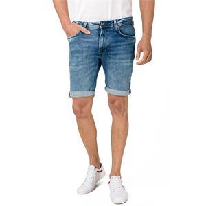 Pepe Jeans Track Short Herren Regular-Fit Jeans Shorts