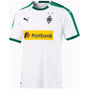 Puma BMG Borussia Mönchengladbach Herren Replica Home Trikot Heimtrikot