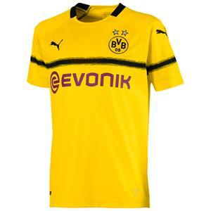Puma BVB Dortmund Kinder Cup Replica Jersey Trikot
