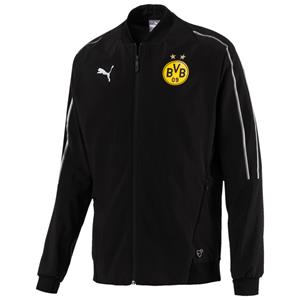 Puma BVB Dortmund Herren Leisure Trainingsjacke