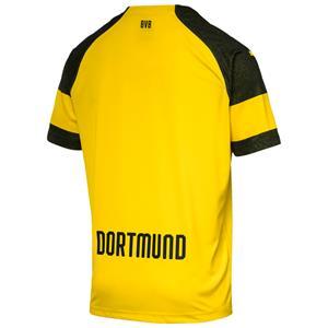 Puma BVB Dortmund Herren Replica Home Trikot Heimtrikot