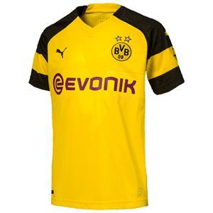 Puma BVB Dortmund Kinder Replica Home Trikot Heimtrikot