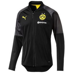Puma BVB Dortmund Herren Stadium Poly Trainingsjacke