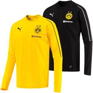 Puma BVB Dortmund Herren Training Top Langarm Trikot