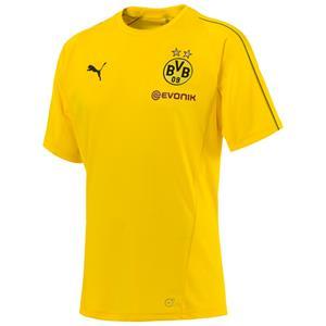 Puma BVB Dortmund Herren Training Jersey Trikot