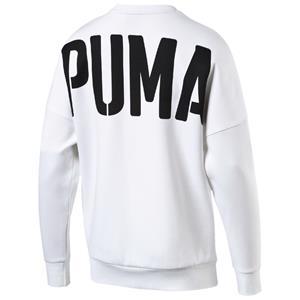 Puma Evo Bold Logo Crew Sweatshirt