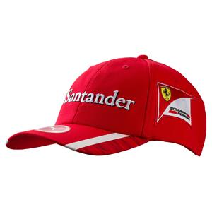 Puma Ferrari Replica Team Cap