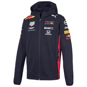 Puma Red Bull Racing Team Hoodie Herren Swetjacke