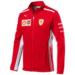 Puma SF Team Ferrari Softshelljacke