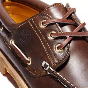 Timberland Authentics Handsewn 3 Eye Classic Herren Bootsschuhe