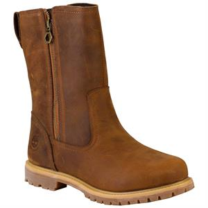 Timberland Nellie Double Zip Leather Boots
