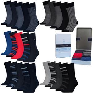 Tommy Hilfiger 5 Paar Limited Edition Herren Business Socken in Edler Geschenkbox