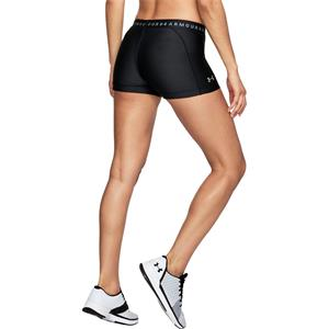 Under Armour HeatGear Armour Compression Shorty Damen Shorts