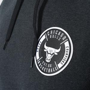 adidas Chicago Bulls Washed SS Hoody