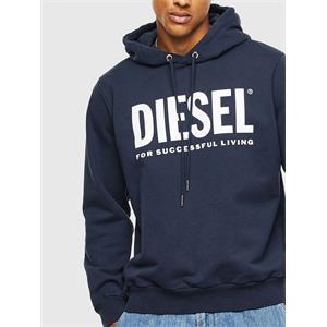 Diesel S-GIR-HOOD-DIVISION-LOGO Hoodie