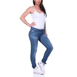 Diesel SKINZEE-LOW-S Super Slim-Skinny Low Waist Damen Jeans