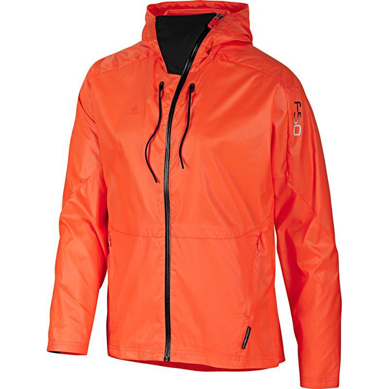 adidas F50 Style Climaproof Windbreaker Jacke