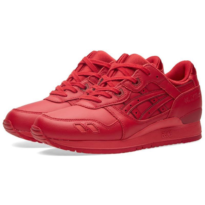 """Asics Gel Lyte III """"Monochrome Pack"""" Sneaker"""