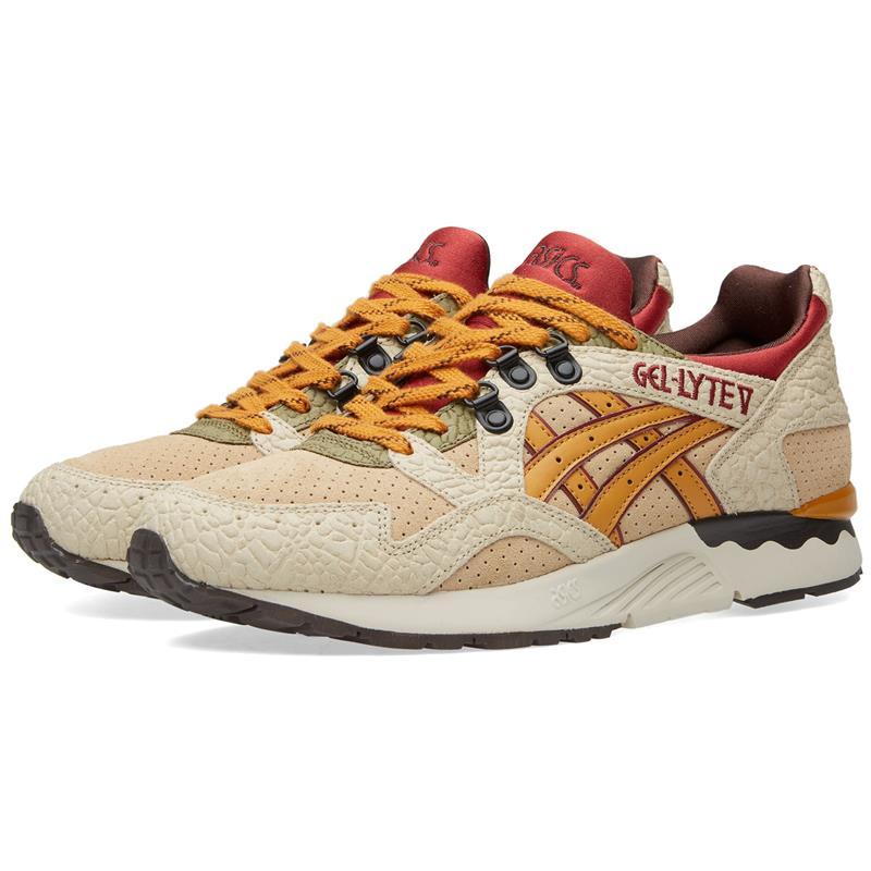"""Asics Gel-Lyte V """"Workwear Pack"""" Sneaker"""