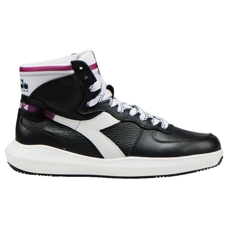 Diadora Heritage MI Basket H Leather MDS Hi Top Unisex Sneaker