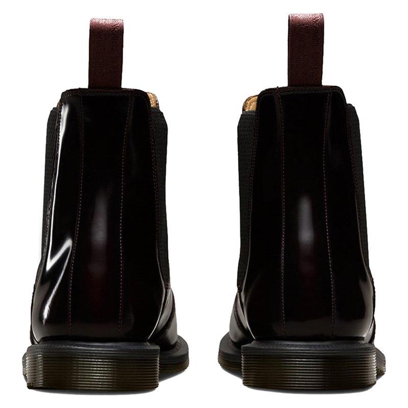 Dr. Martens Flora Damen Leder Chelsea Boots