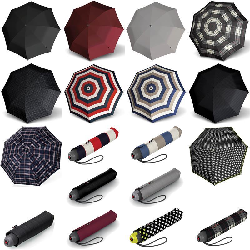 Knirps E.051 Manual Regenschirm Taschenschirm