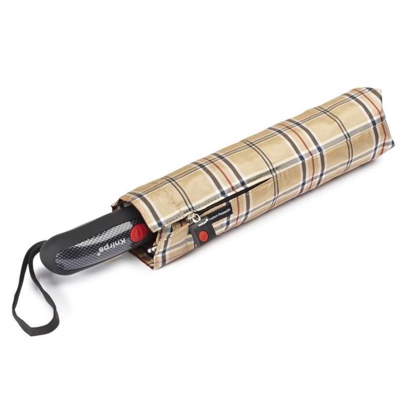 Knirps Fiber 4All Weather Regenschirm Taschenschirm