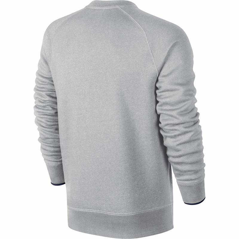 Details about Nike AW77 Air Heritage Mens Crewneck Sweatshirt Jumper Crew Neck show original title