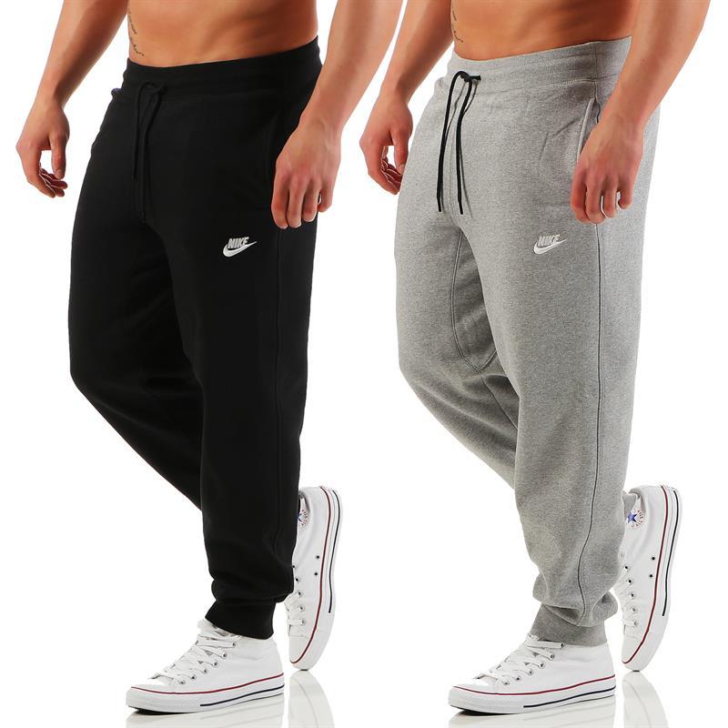 Aw77 Vellón Pantalones De Chándal Nike Con Puño zUgtWn
