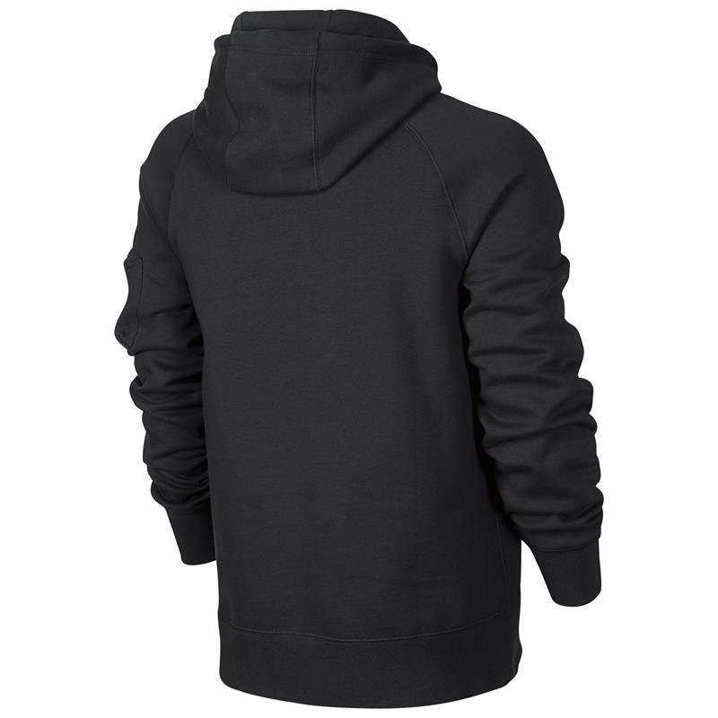 nike aw77 fleece herren hoodie. Black Bedroom Furniture Sets. Home Design Ideas