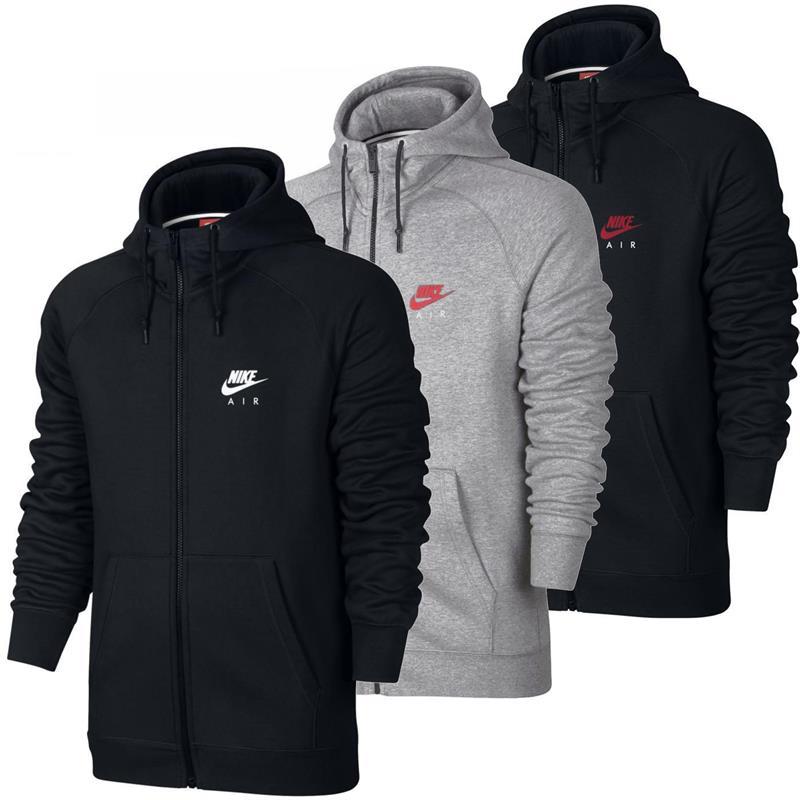Nike Air Heritage Fleece Herren Trainingsanzug Hoodie