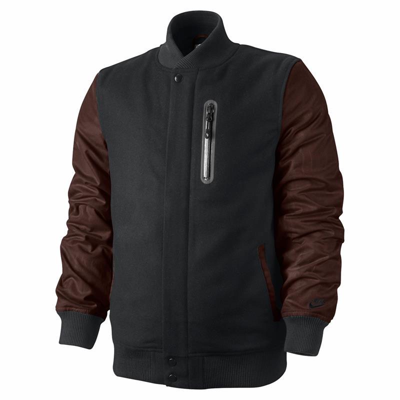 nike british millerain destroyer jacket mens jacket college nsw bmr wool ebay. Black Bedroom Furniture Sets. Home Design Ideas