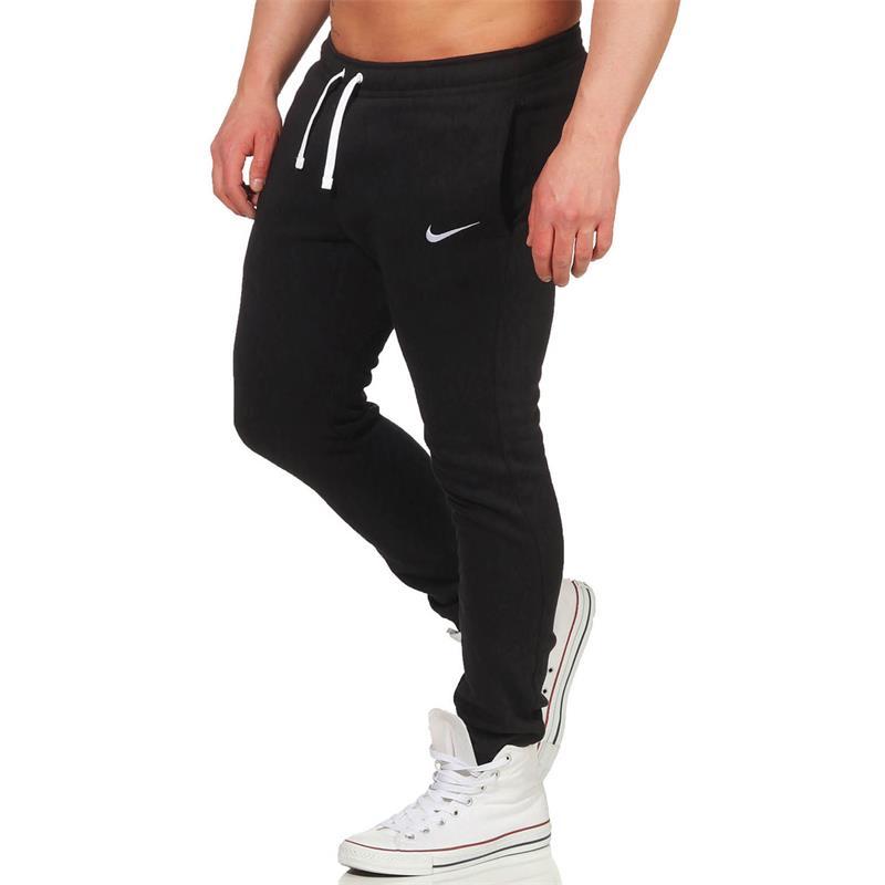 Détails sur Logo Swoosh de Nike Fleece Cuffed Jogging Jogging Pantalon Short Survêtement afficher le titre d'origine