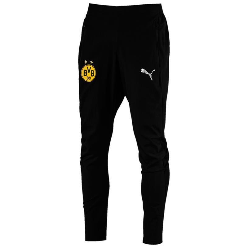 Details about Puma BVB Borussia Dortmund Mens Leisure Tracksuit Jacket + Pants 201819 show original title