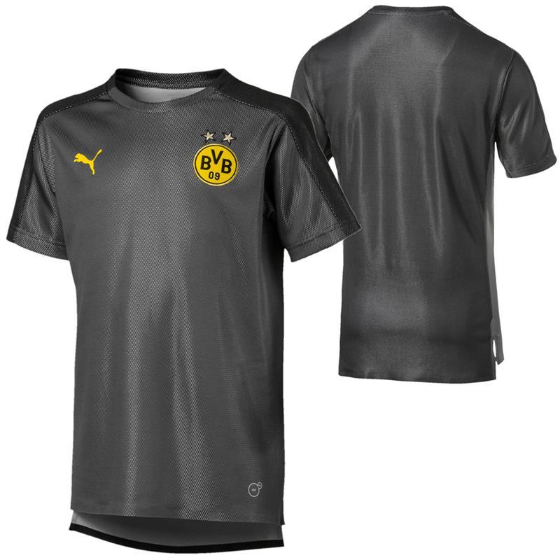 Puma BVB Dortmund Kinder Stadium Jersey Trikot