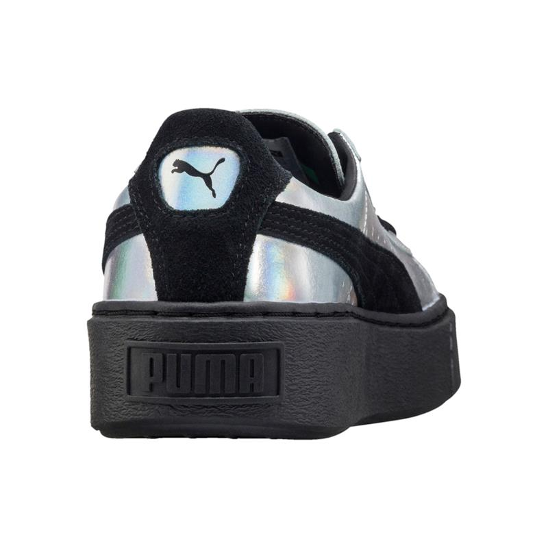 Puma Basket Platform Explosive Sneaker