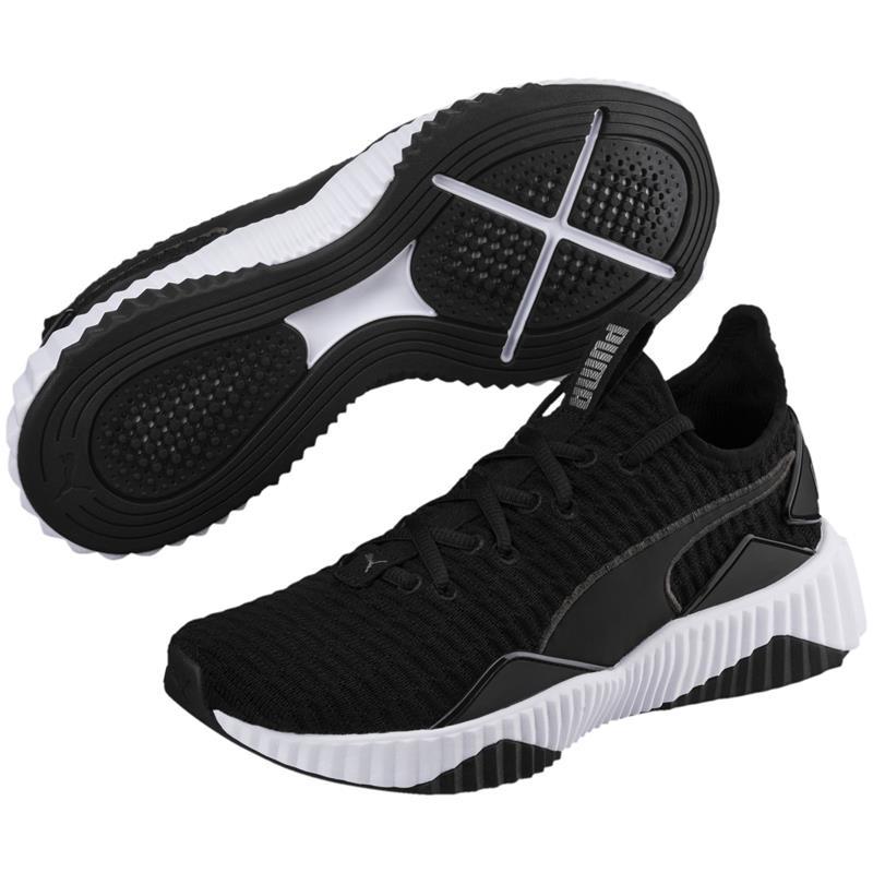 Détails sur Puma Defy Sneaker Femmes Chaussures De Sport Fitness Chaussures Chaussures De Sport afficher le titre d'origine