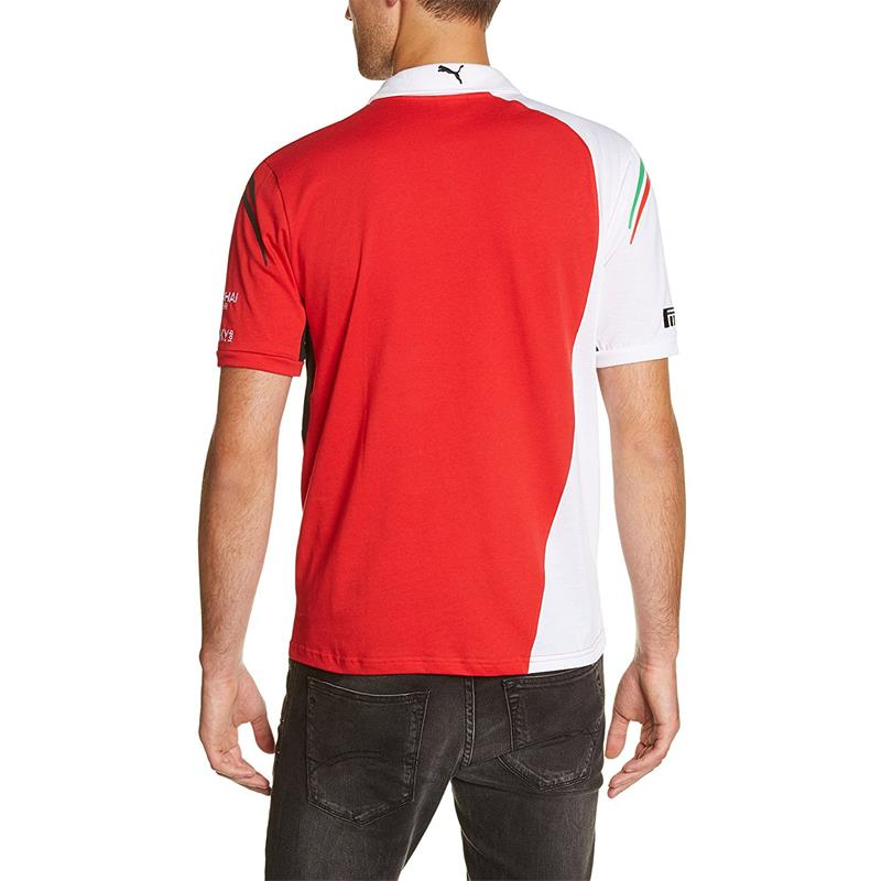 Puma Scuderia Ferrari Team Formel 1 Poloshirt