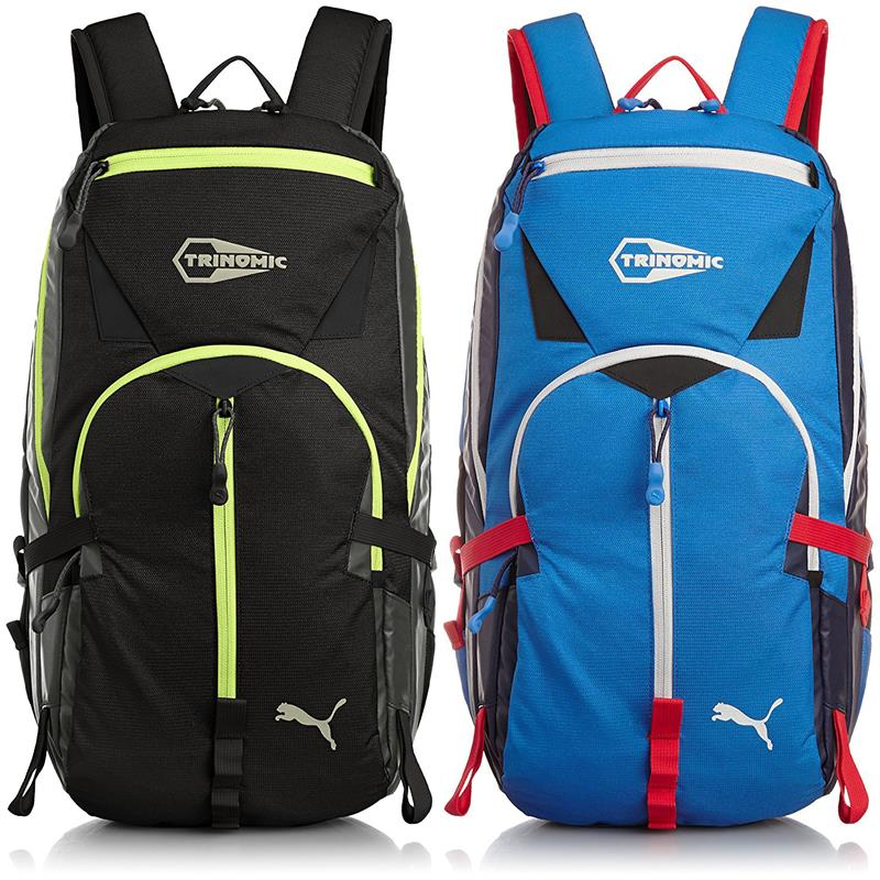 puma trinomic backpack rucksack outdoor sport schultasche. Black Bedroom Furniture Sets. Home Design Ideas