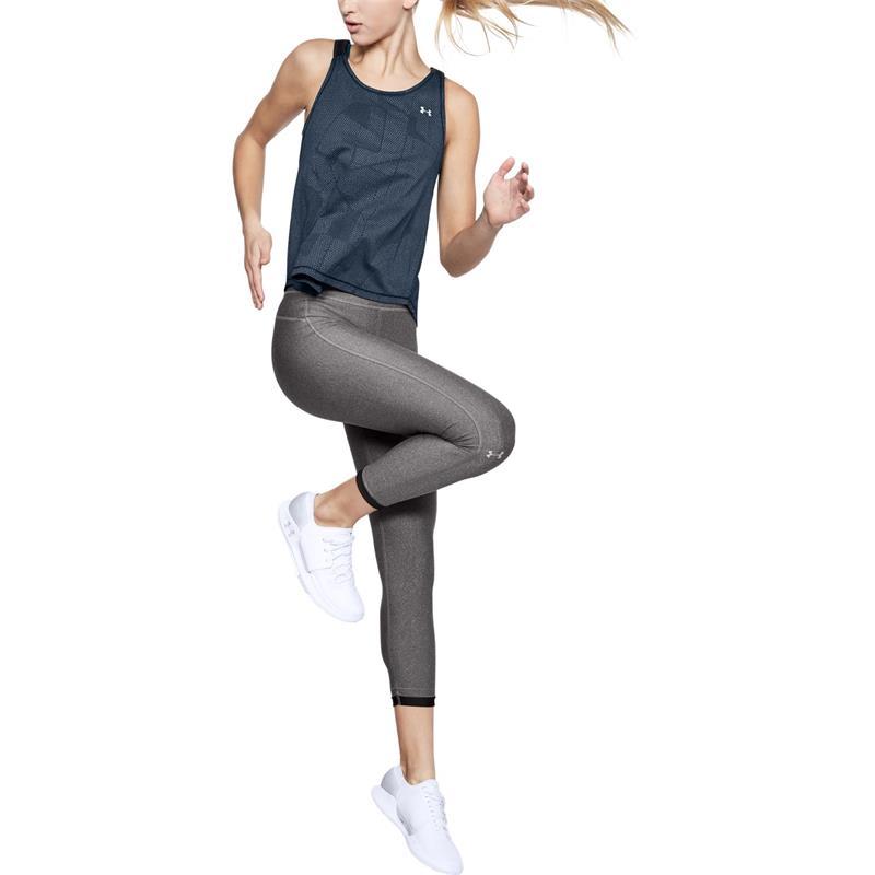 Under Armour HG Ankle Crop Damen Sport Tights