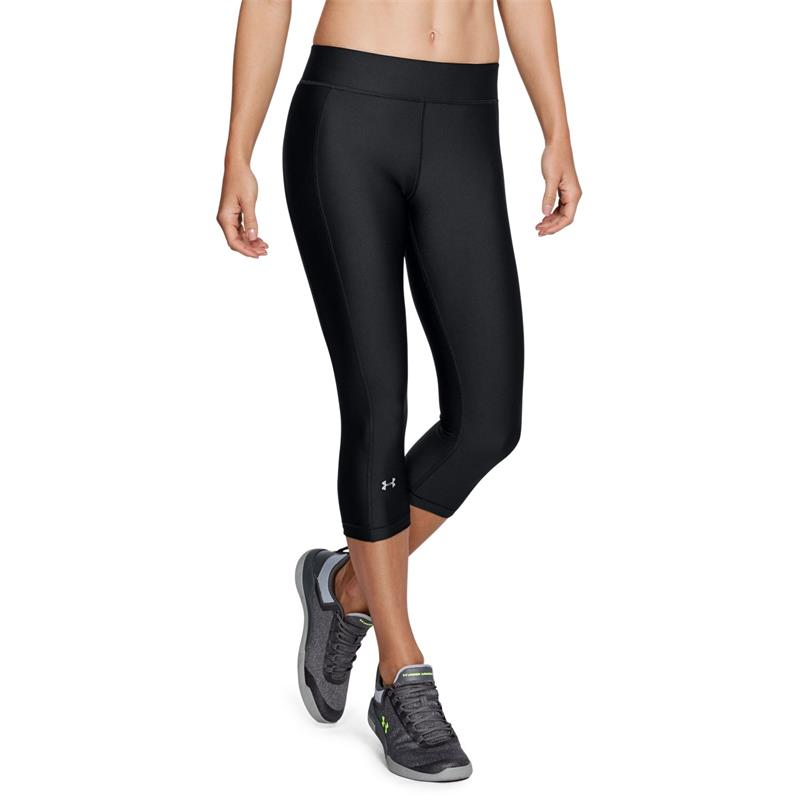 Under Armour HeatGear Armour Damen Caprihose