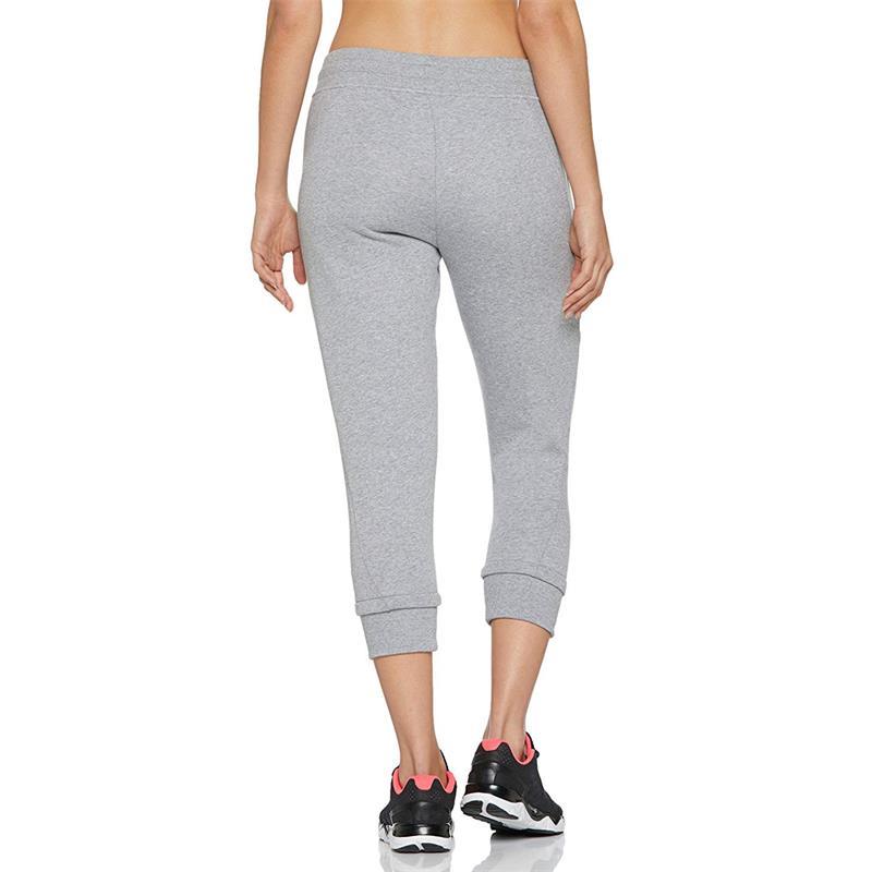 Under Armour Slim Leg Fleece Crop Damen Hose