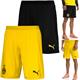 Puma BVB Replica Shorts mit Innerslip 18/19